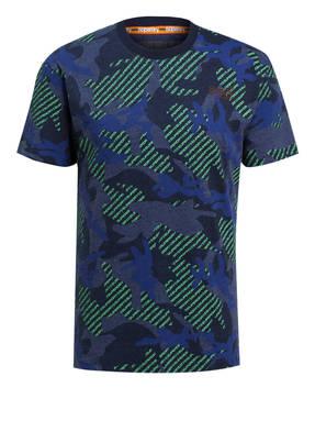 Superdry T-Shirt ORANGE LABEL
