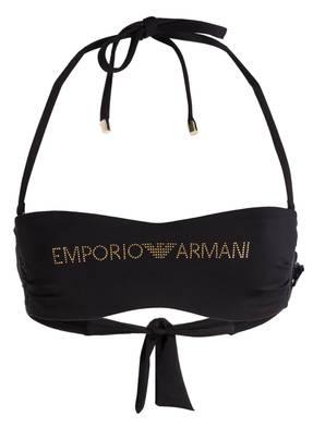 EMPORIO ARMANI Bandeau-Bikini-Top