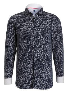 DESOTO Jersey-Hemd Slim Fit