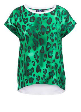 Anni Carlsson T-Shirt MANDY mit Seidenanteil
