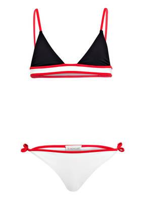 MONCLER Bikini-Set 3-teilig