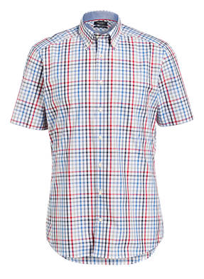 MAERZ MUENCHEN Halbarm-Hemd Tailored Fit