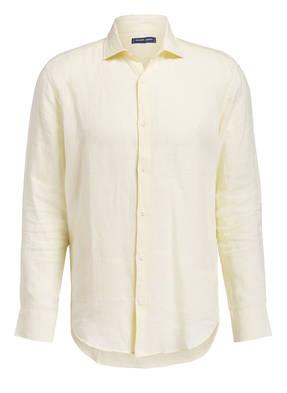 FRESCOBOL CARIOCA Leinenhemd