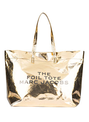 MARC JACOBS Shopper FOIL TOTE