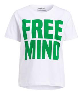 ESSENTIEL ANTWERP T-Shirt FREE MIND
