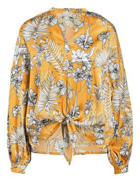 Mrs & HUGS Blusenshirt aus Seide