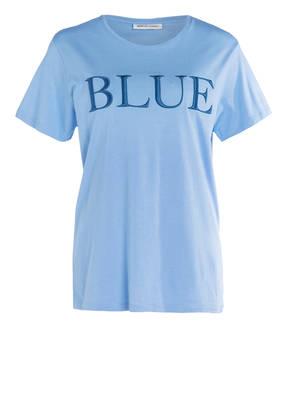 QUANTUM COURAGE T-Shirt BLUE