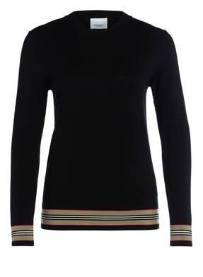 BURBERRY Pullover KOMATA aus Merinowolle