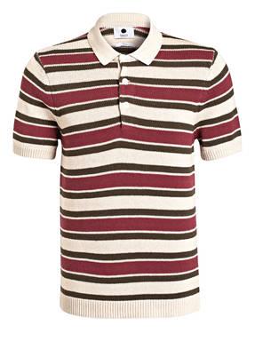 NN07 Strick-Poloshirt