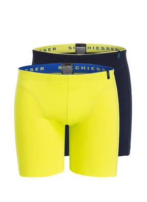 SCHIESSER 2er-Pack Boxershorts CYCLIST