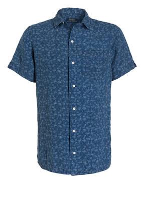 POLO RALPH LAUREN Halbarm-Leinenhemd Regular Fit