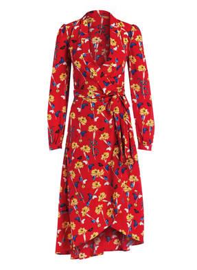 Mrs & HUGS Wickelkleid aus Seide