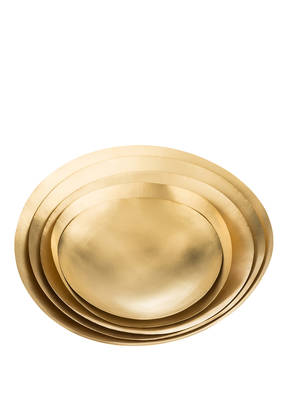 Tom Dixon 5er-Set Schalen FORM LARGE