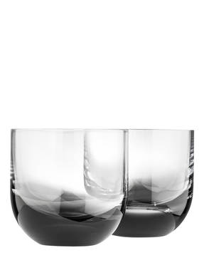 Tom Dixon 2er-Set Whiskygläser TANK