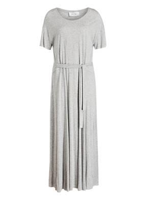 American Vintage Kleid JENOTOWN mit Leinen