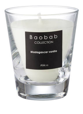 Baobab COLLECTION Duftkerze MADAGASCAR VANILLA