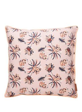 Cozy Living Dekokissen PALM FLOWER mit Füllung