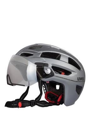 uvex Fahrradhelm FINALE VISOR