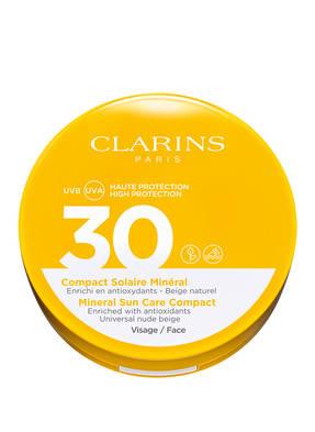 CLARINS COMPACT SOLAIRE MINÉRAL VISAGE SPF 30
