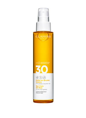 CLARINS HUILE-EN-BRUME SOLAIRE CORPS & CHEVEUX SPF 30