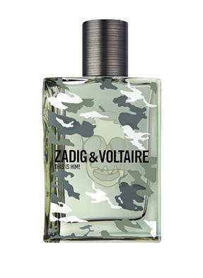 ZADIG & VOLTAIRE FRAGRANCES THIS IS HIM! NO RULES