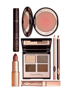 Charlotte Tilbury GET THE LOOK