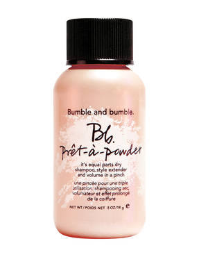 Bumble and bumble. PRÊT-A-POWDER