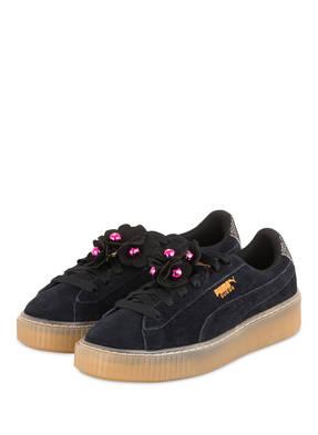 PUMA Sneaker PLATFORM FLOWER TASSEL