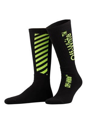 OFF-WHITE Socken DIAG