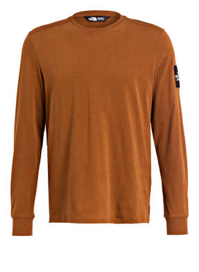 THE NORTH FACE Longsleeve FINE