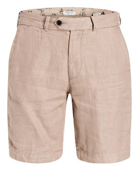DSTREZZED Leinenshorts Casual Cool