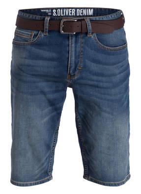 s.Oliver Jeans-Bermuda Regular Fit