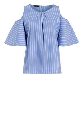 CINQUE Cold-Shoulder-Bluse CITEKLA