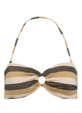 SEAFOLLY Bandeau-Bikini-Top SUNSET STRIPE