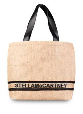 STELLA McCARTNEY Shopper WEAVED RAFIA