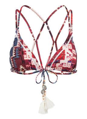 watercult Triangel-Bikini-Top ETHNO FUSION