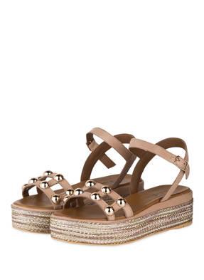 6497739915fea9 Plateau-Sandalen für Damen online kaufen    BREUNINGER