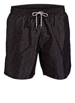 STELLA McCARTNEY SWIMWEAR Badeshorts MONOGRAM