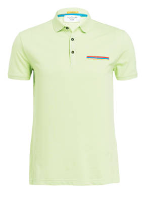 NEW IN TOWN Piqué-Poloshirt