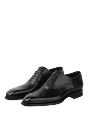 Santoni Schnürer GEORGE OXFORD GOODYEAR
