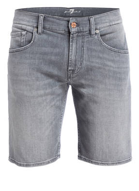 7 for all mankind Jeans-Shorts Regular Fit