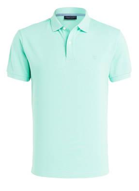PROFUOMO Piqué-Poloshirt Regular Fit