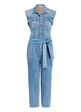 American Vintage Jeans-Jumpsuit WINI