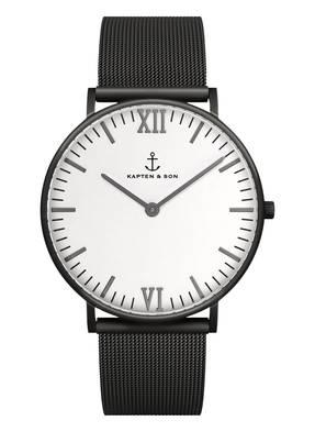 KAPTEN & SON Armbanduhr CAMPUS