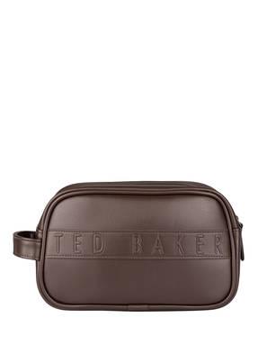 TED BAKER Set: Kulturtasche und Handtuch