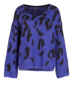 MARCCAIN Pullover im Materialmix