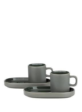blomus 2er-Set  Espressotassen MIO