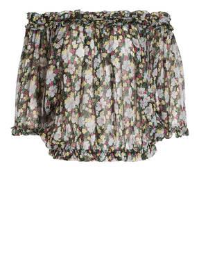 maje Off-Shoulder-Bluse