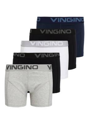 VINGINO 5er-Pack Boxershorts