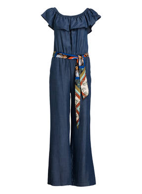 RINASCIMENTO Off-Shoulder-Jumpsuit